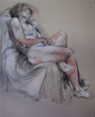 Lifedrawing 001