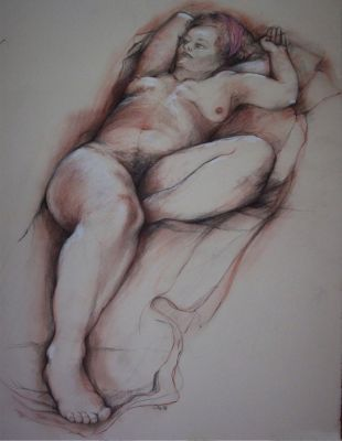 Lifedrawing 009
